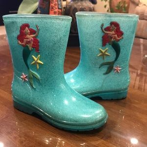 Disney Girl Boots, size 12